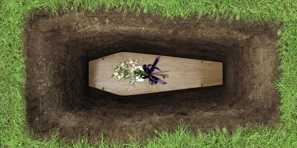 захоронения — насколько они экологичны