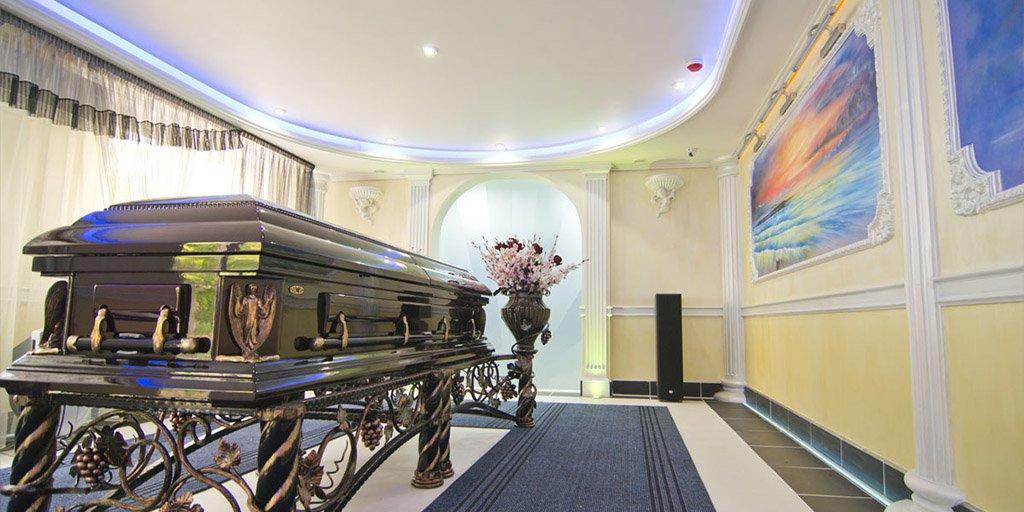 ритуальные залы