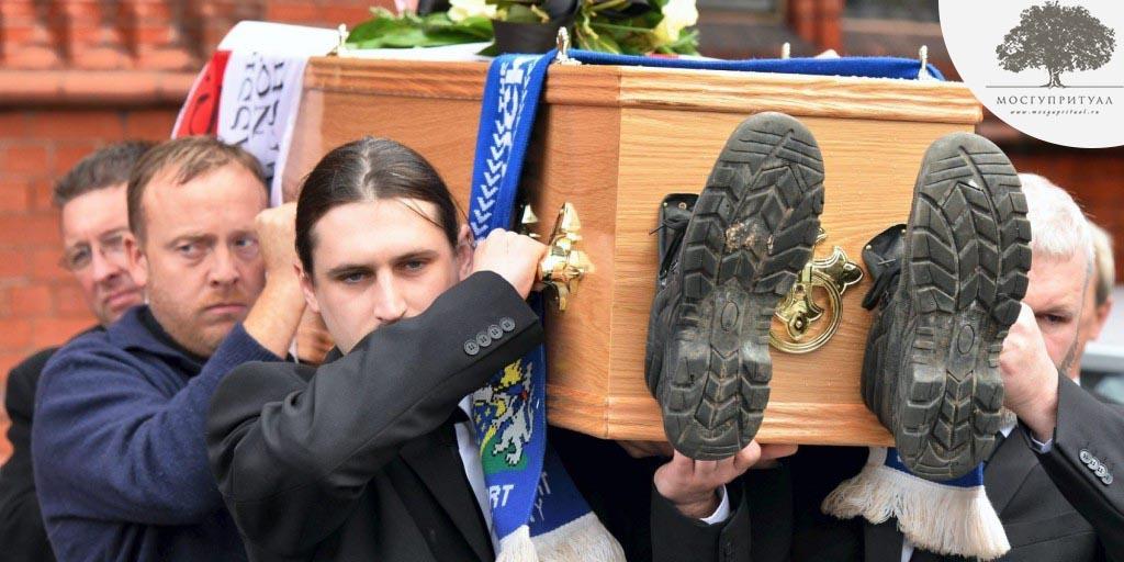 Как делают гробы